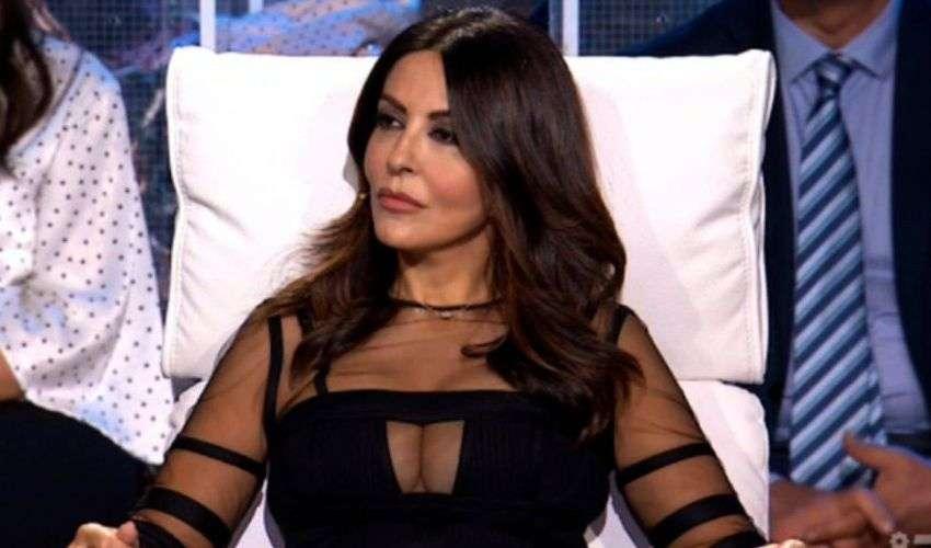 Sabrina Ferilli Figli Marito Flavio Eta Altezza Peso Tu Si Que Vales