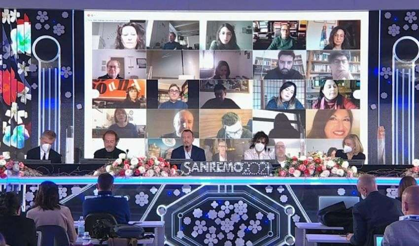 Finale Sanremo 2021: scaletta, ospiti, come votare con il televoto