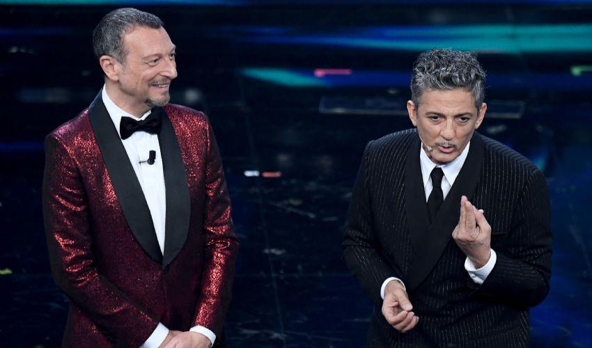 """Sanremo 2021, Fiorello: """"due battutine su Zingaretti. E lui cosa fa?"""""""