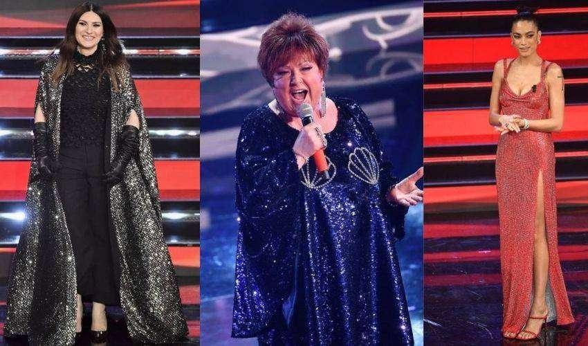 Festival di Sanremo 2021, i voti ai look della seconda serata