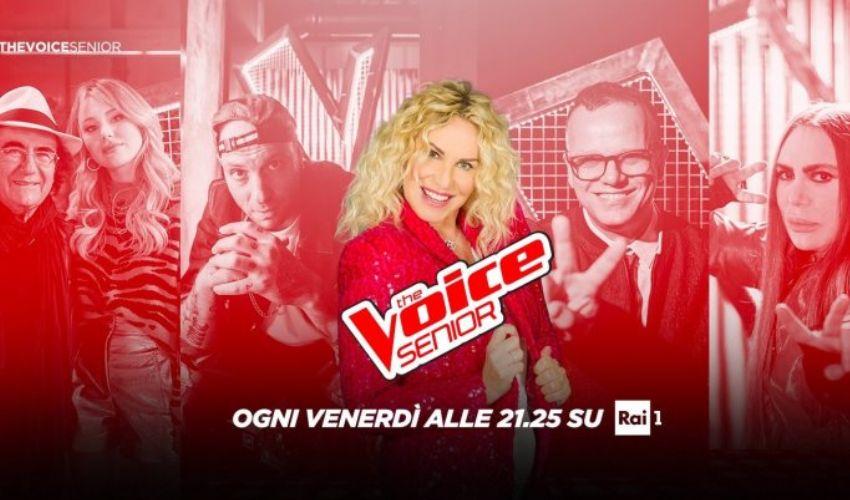 The Voice Senior: giudici, terza puntata Blind Auditions, Rai 1