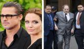 Angelina Jolie, il divorzio da Brad Pitt e le avance di Weinstein