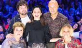 Giudici Italia's Got Talent 2021: Mara, Frank, Federica e Joe