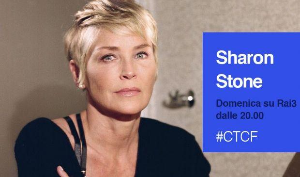Che Tempo Che Fa, Sharon Stone da Fabio Fazio. Tutti gli ospiti