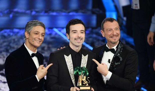 Diodato: età fidanzata, chi è vincitore Sanremo 2020 classifica finale