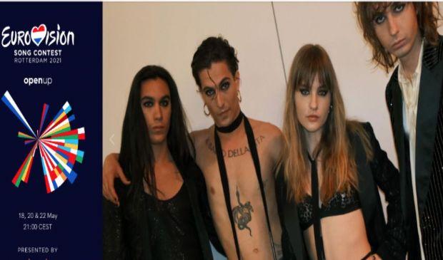 Eurovision 2021, Maneskin in gara per l'Italia. Date, come vederlo