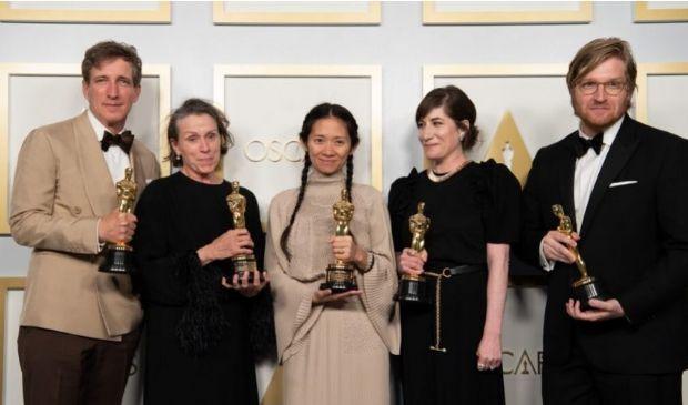 "Oscar 2021, ""Nomadland"" miglior film. Italia senza premi. I vincitori"