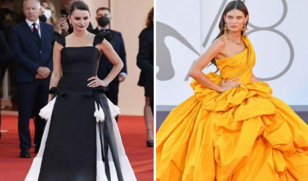 Red carpet Venezia 78, gli abiti top da Penelope Cruz a Bianca Balti