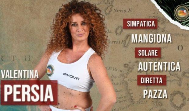 Valentina Persia: età, carriera e biografia, Isola dei Famosi 2021