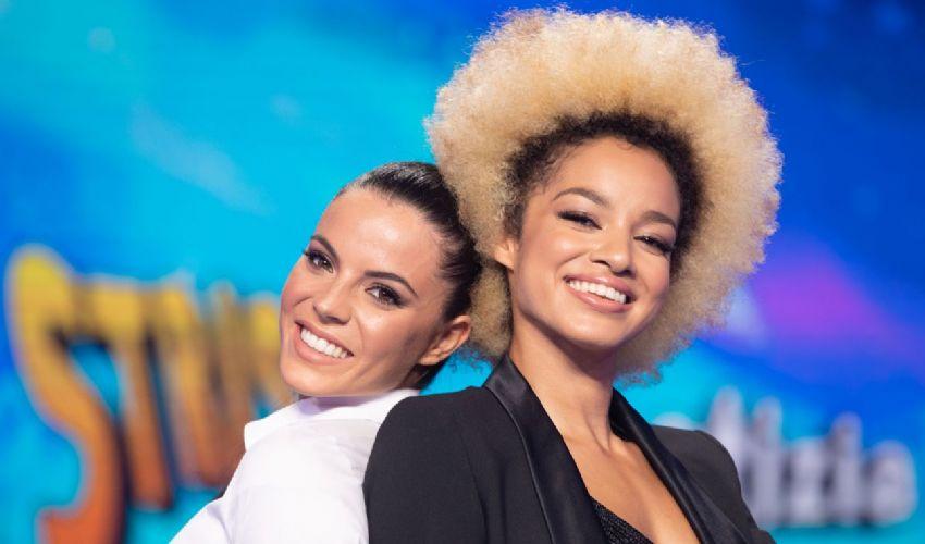 Veline 2021: Shaila Gatta e Mikaela Neaze Silva età altezza peso