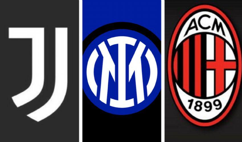 Il mercato delle big: come si stanno muovendo Juventus, Inter e Milan