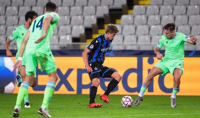 Lazio è emergenza totale: la serata di Champions tra positivi e futuro