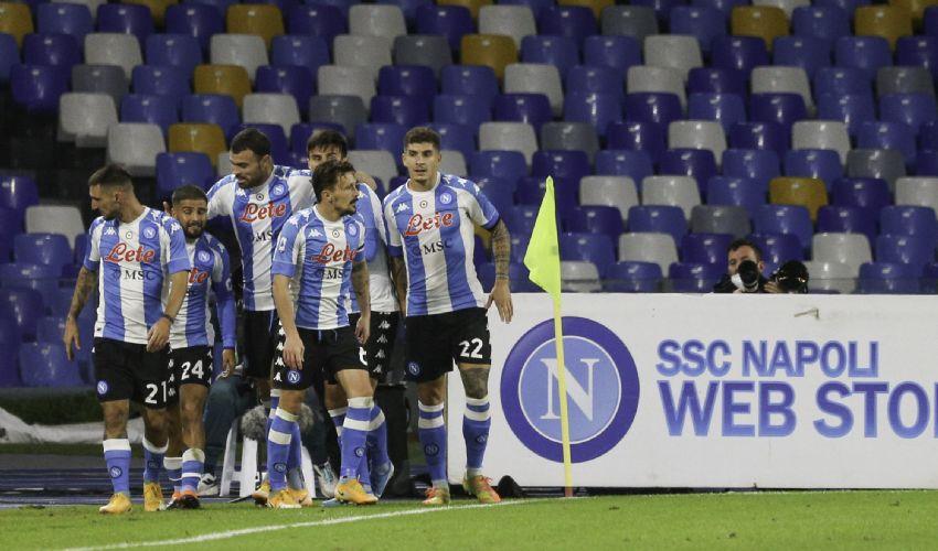 Europa League 2020/2021: Az Alkmaar-Napoli finisce 1-1! Mertens.