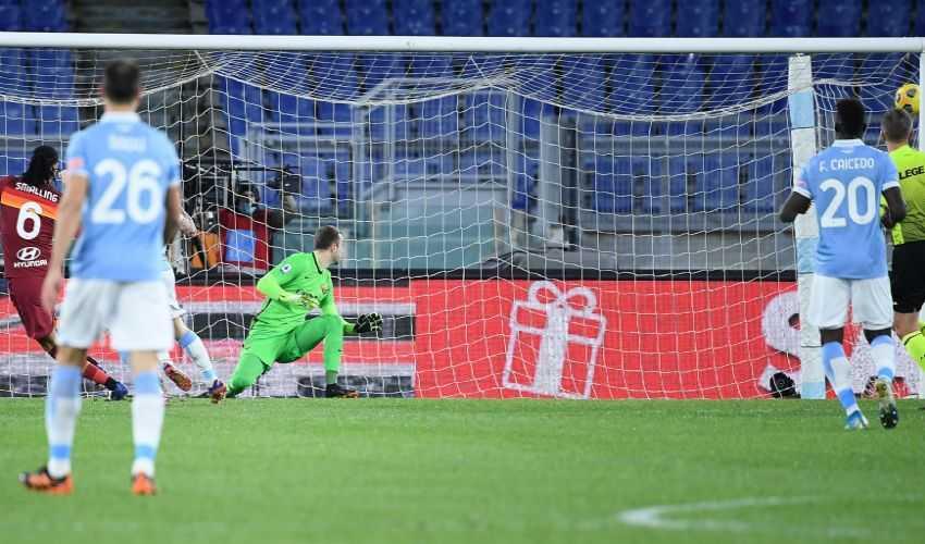Serie A Live, il derby: Lazio-Roma 3-0! Grande Luis Alberto.