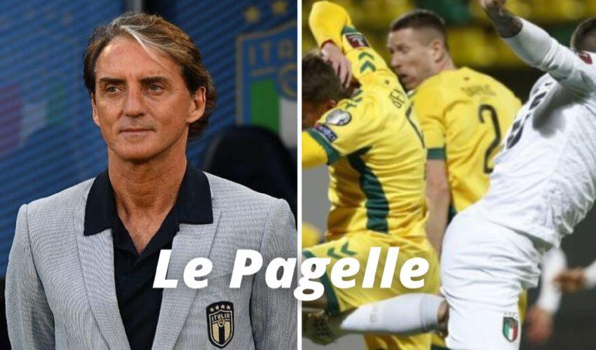 L'altra Nazionale di Mancini torna al gol e travolge la Lituania