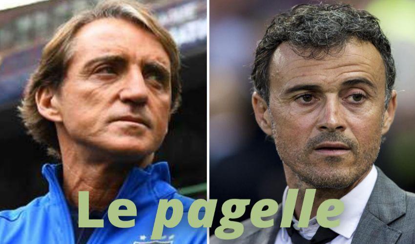 L'Italia perde dopo 37 partite e la Spagna ci soffia la Nation League