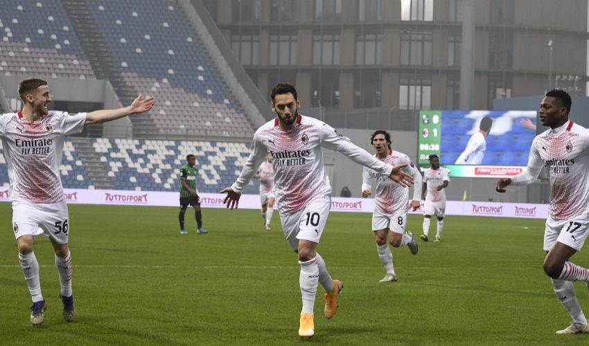 Pagelle 13a giornata serie A 2020/2021: il Milan regna in campionato