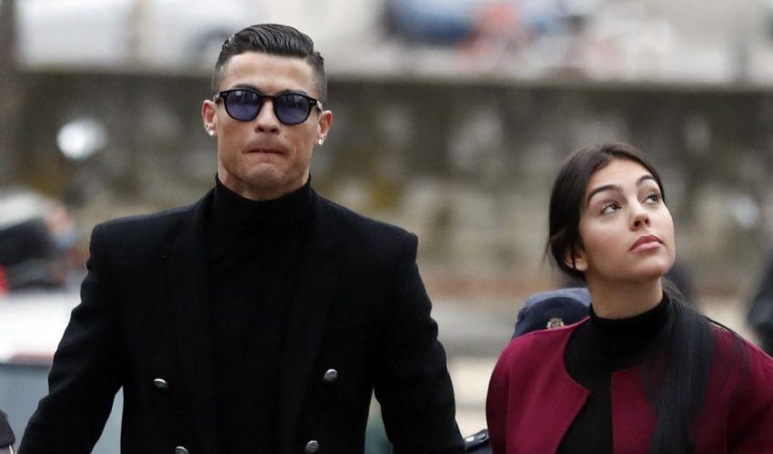 Ronaldo e Georgina gita illegale a Courmayeur: cosa rischia ora CR7?