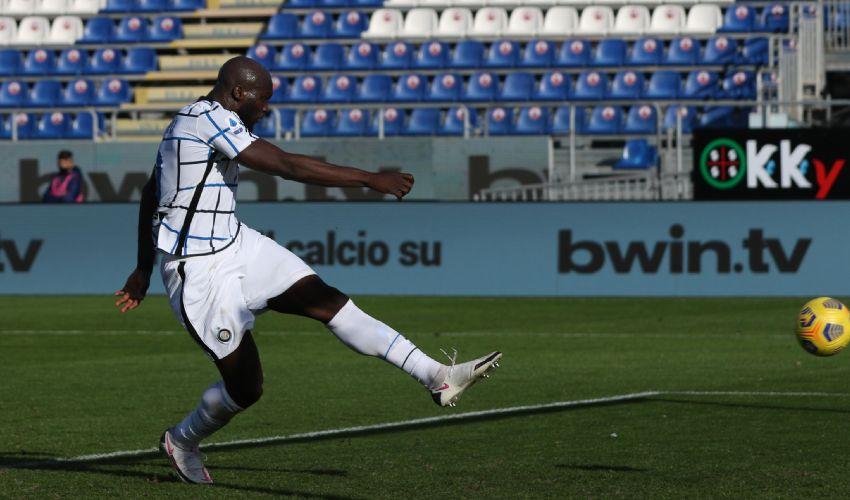 Campionato di Serie A, Inter-Napoli 1-0. Ancora Lukaku in goal.