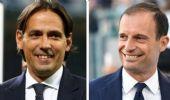Lazio e Juventus svoltano: Inzaghi resta ancora e Allegri torna