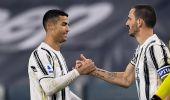 Barcellona-Juventus: 0-3 Doppio Ronaldo e Mckennie! Juventus prima.
