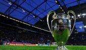 Champions league Real Madrid-Inter: 3-2! Conte in fondo al girone.
