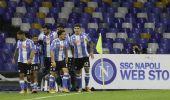 Europa League 2020/2021: Az Alkmaar-Napoli 1-1! Mertens.