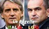 L'Italia batte il Belgio ed è tra le prime quattro squadre d'Europa