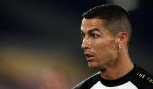 Cristiano Ronaldo positivo al coronavirus, ma è asintomatico