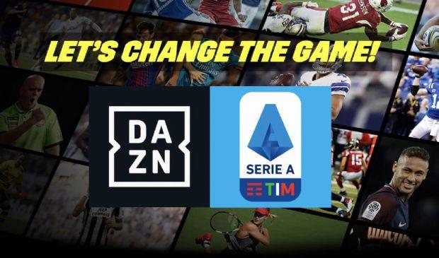 Addio Sky, Dazn inizia il campionato: orari e canali prime 2 giornate