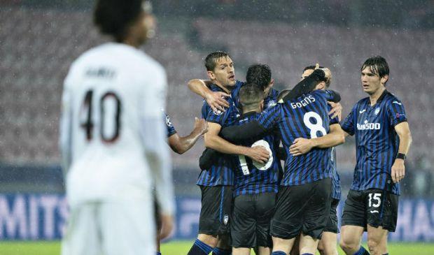 Champions league: riscatto per l'Atalanta, Inter che succede?