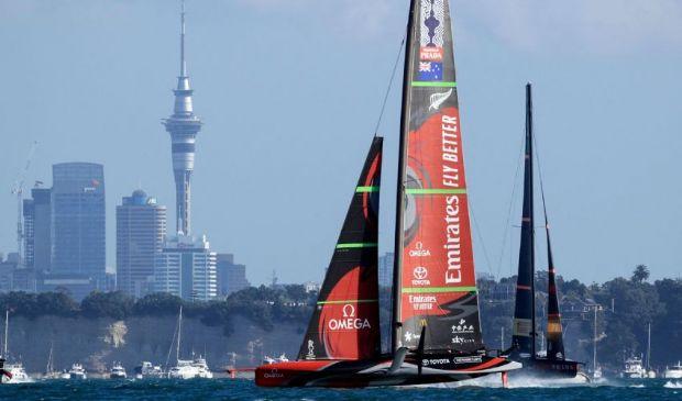Coppa America, finisce il sogno di Luna Rossa: vince New Zealand 7-3