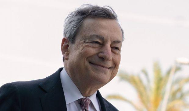 """Draghi su Euro 2020: """"Finale non in un posto ad alto contagio"""""""