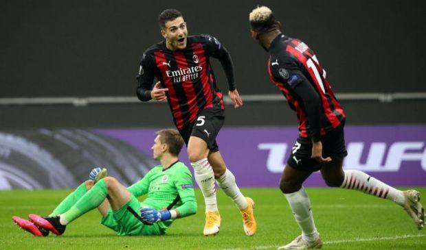 Sparta Praga-Milan finisce 0-1! Hauge porta il Milan primo del girone