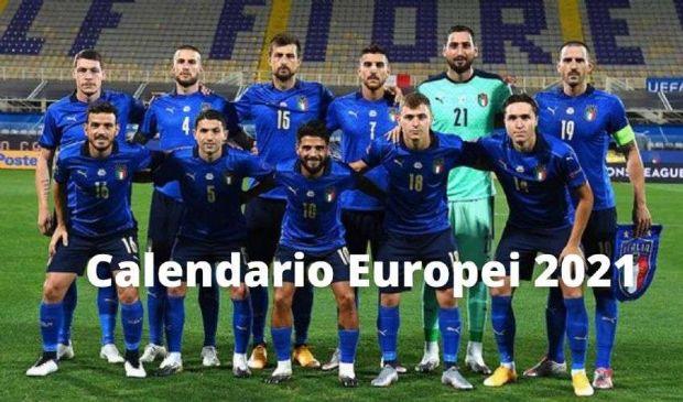 Quando gioca l'Italia agli Europei 2021: orario, dove vederla e stadio