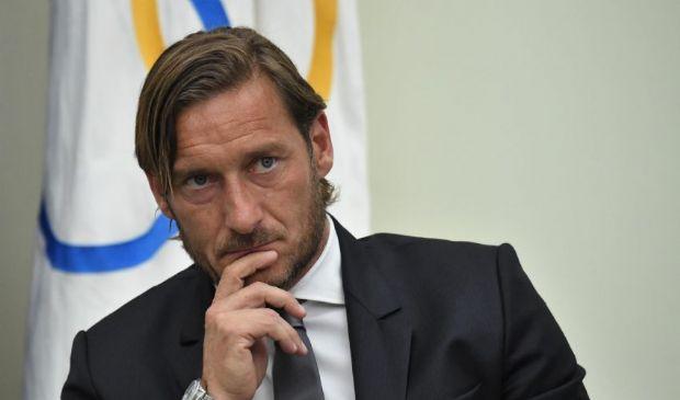 Francesco Totti positivo al coronavirus, ora è in isolamento