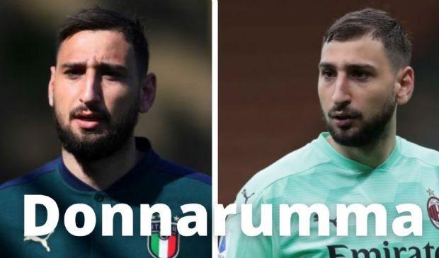 Gianluigi Donnarumma: età, altezza, biografia stipendio, fidanzata