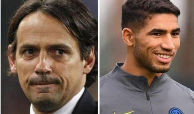 L'incognita Inter, tra Simone Inzaghi e le sirene del Psg su Hakimi