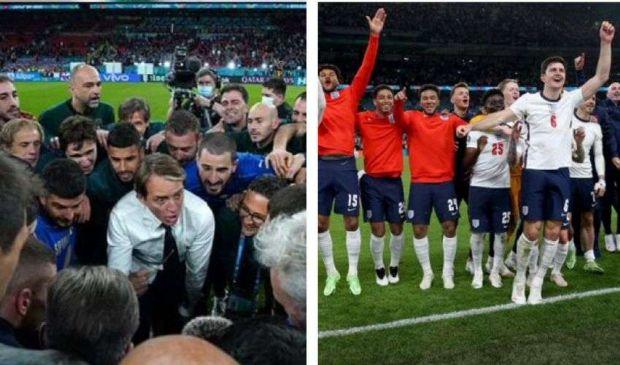 Italia-Inghilterra preparano la finale affidandosi ai propri titolari