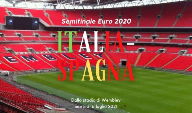 Italia-Spagna: orario, dove si gioca e dove vederla, formazioni