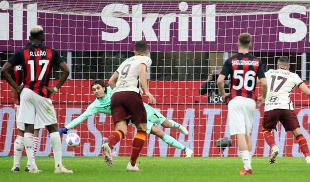 Serie A, Milan Roma 3-3: cronaca di una partita pazza da Champions
