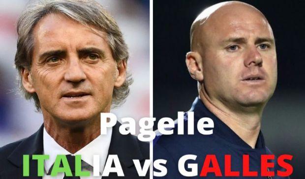L'Italia batte il Galles e va a Wembley per fare sul serio agli ottavi