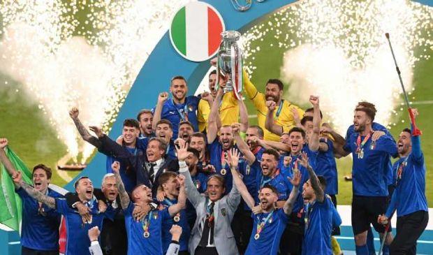 L'Italia campione d'Europa, un simbolo per la ripresa del Paese