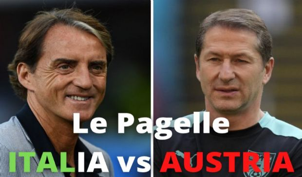 Euro 2020, l'Italia soffre l'Austria ma vince con Chiesa e Pessina