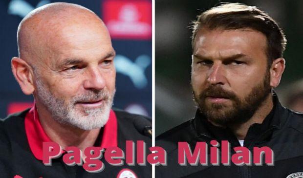 Il Milan vince a fatica, decisivi Brahim, Theo e i cambi di Pioli