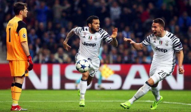 Champions league 2020/2021 Porto-Juve: 2-1! Male la prima per Pirlo