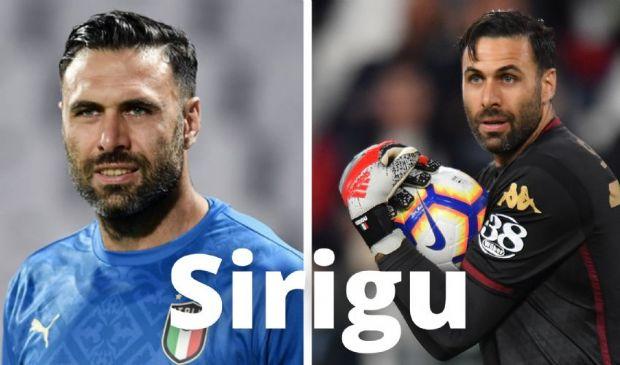 Salvatore Sirigu: età, biografia, carriera e stipendio, la Nazionale