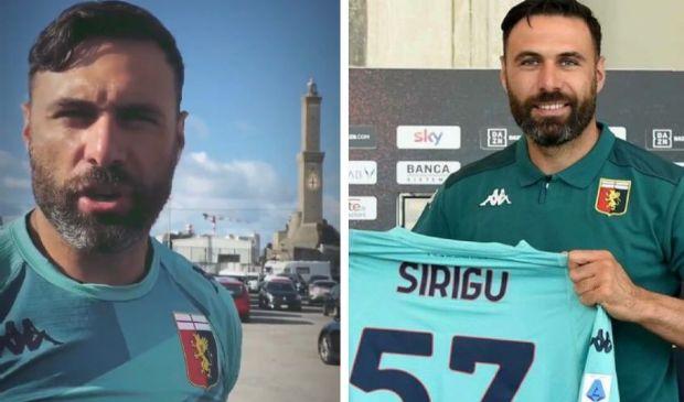 Sirigu sceglie il Genoa per restare in nazionale anche per i Mondiali