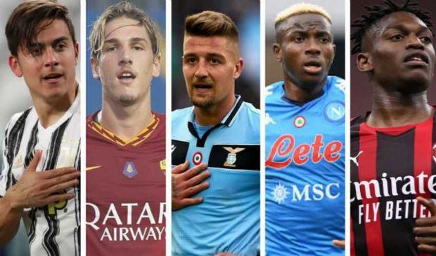 Seria A, i 5 top player alla prova del fuoco: da Dybala a Zaniolo