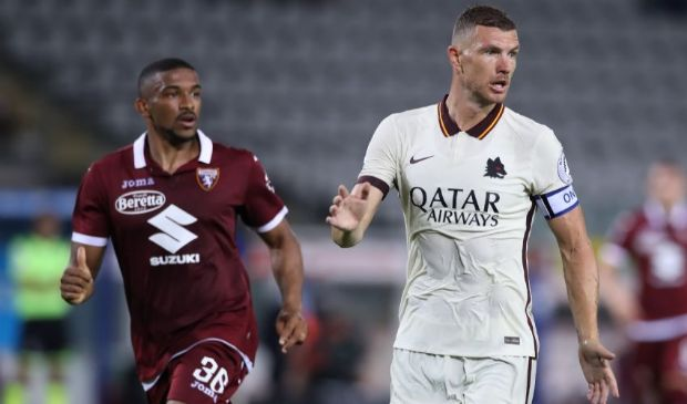 Serie A, Roma-Torino: 3-1. Torino profondo rosso, Roma vince